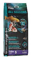 Корм для ставкових риб JBL ПроПонд S (PROPOND S) 32 л/5,8 кг 15-35 см, фото 1