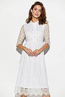 S, M, L | Вечірнє плаття з мережива Shanty, білий