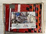 Постельное белье коттон 1:5 (мальчик, девочка), фото 2