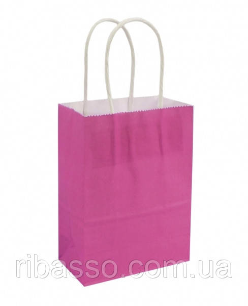 9040128 Пакет упаковочный бумажный Лиловый