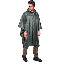 Дождевик плащ-палатка Zelart, нейлон, р-р 107х145см., оливковый (TY-0548)