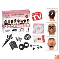 Набор заколок для волос Hairagami Хеагами (7 шт.)
