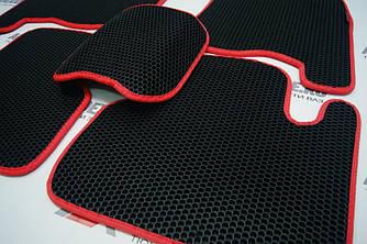 Автомобильные коврики EVA для Audi А4 (2015- г )