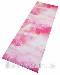 """9290204 Коврик для Йоги """"Розовый восход"""""""