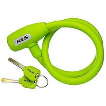 Велозамок Kls Jolly 12x650 Green SKL35-238822