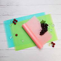 Антибактеріальні килимки 4 шт. (рожевий), фото 1