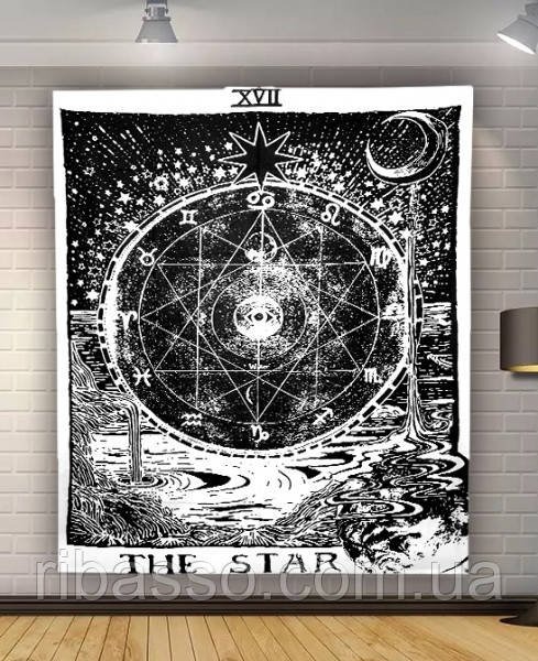 "9040447 Гобелен настенный ""Аркан The Star"""