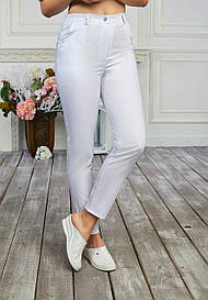 Женские медицинские брюки Черри - Одежда косметолога