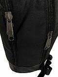 Брендовый рюкзак Supreme 21090 черный, фото 3