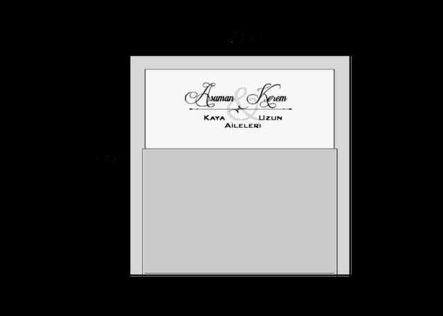 Размеры пригласительных открыток на свадьбу