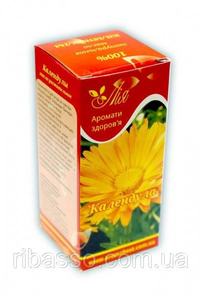 9110181 Масло календулы (масло растительное 30 мл.)