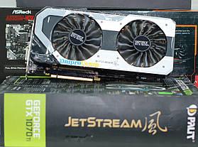 Видеокарта PALIT Jetstream GTX 1070 Ti 8GB GDDR5 GDDR5 256-Bit