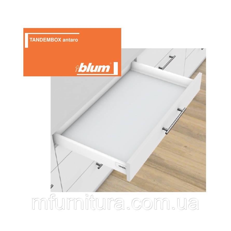 TANDEMBOX antaro, 550 мм, N(68), белый стандарт / blum (Австрия)