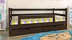 Детская деревянная кровать -Соня. Массив сосны., фото 5