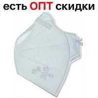 Защитная маска респиратор Респфарм М-110 П2 FFP2 (фиксатор для переносицы, захисна маска респіратор), фото 1