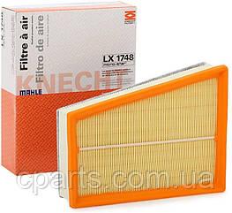 Воздушный фильтр Renault Megane 3 универсал 1.5 DCI, 1.6 16V, 2.0 16V (Knecht LX1748)(высокое качество)