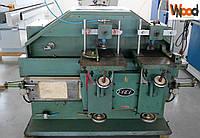 Автоматический шипорезный станок для овального шипа PADE SCD / U