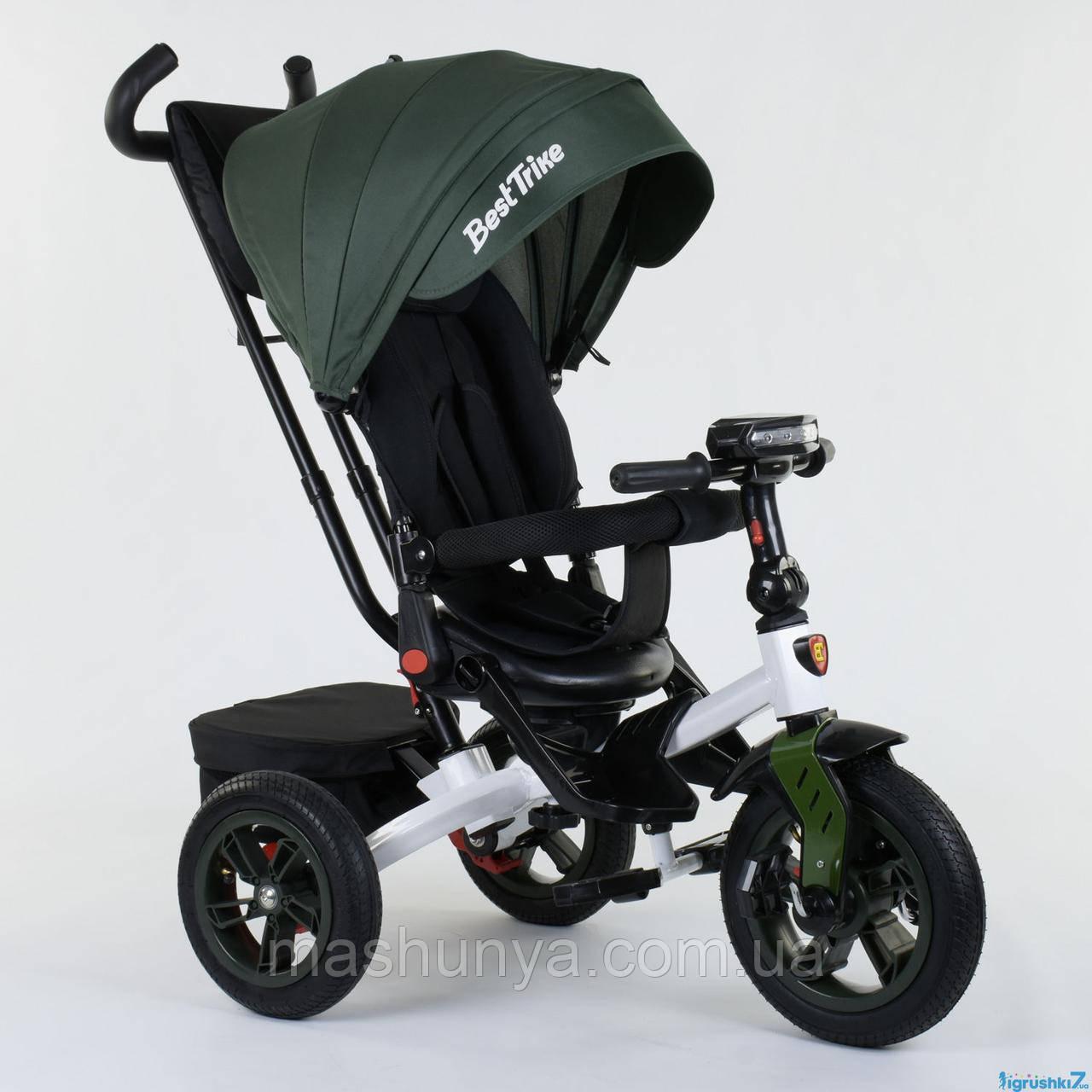 Велосипед трехколесный Best Trike 9500 с поворотным сиденьем