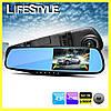 Дзеркало відеореєстратор заднього виду Vehicle Blackbox DVR / Автомобільний відеореєстратор