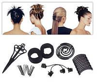 Заколки для волос Hairagami Хеагами (набор из 7 штук)