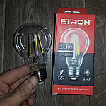 Лампа светодиодная ETRON 10W 4200K E27