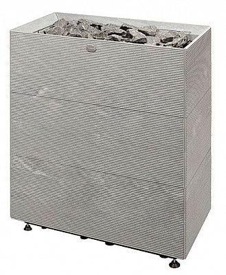 Підлогова електрокам'янка Tulikivi Tuisku XL 18 кВт, об'єм парильні 12-36 м.куб, вага каміння 120 кг