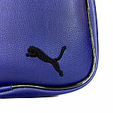 Сумка мужская через плечо Puma Ferrari 21100 синяя, фото 3