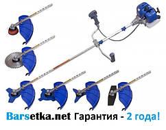 Бензокоса Минск БГ-4500 (гарантия 2 года, большая коллекция ножей)