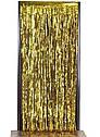 Шторка фольга для фотозоны 1х2 метра (золото), фото 4