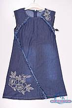 Платье для девочки котоновое  MOONSTAR 259888 Рост:140,146,152,158