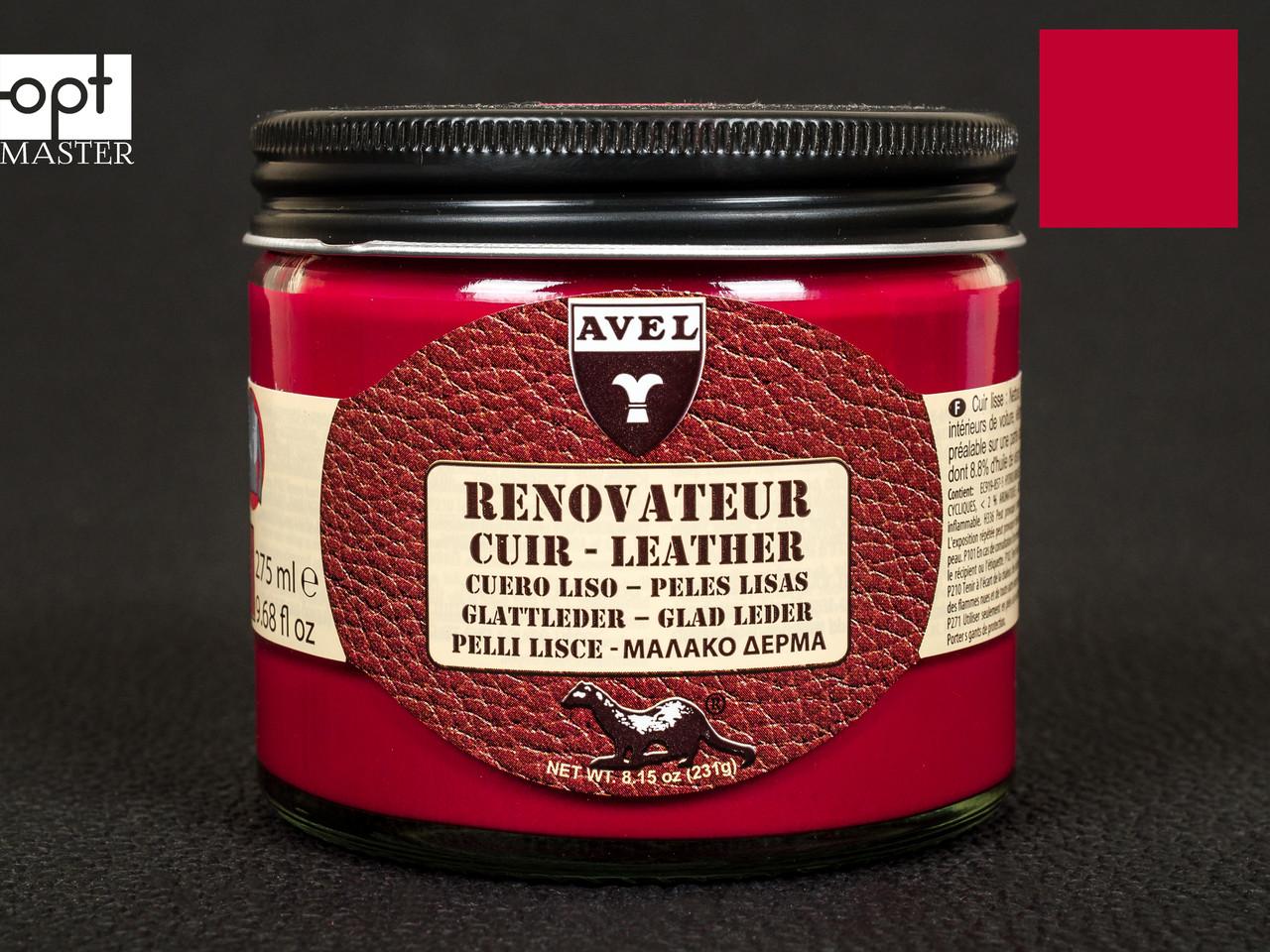 Крем для восстановления потертых и выгоревших участков Avel, 275 мл, цв. красный (11) (4052)