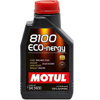 Масло моторное 100% синтетическое д/авто MOTUL 8100 Eco-nergy SAE 5W30 1л. 102782/812301