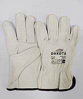 Кожаные перчатки для сварки MOST DAKOTA