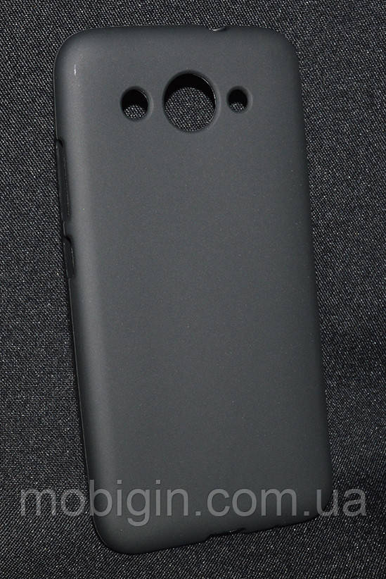 Чехол Huawei Y3 2017 черный