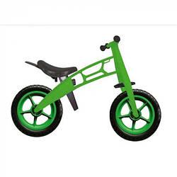 Беговел детский Kinderway 11-016 Cosmo bike EVA колеса зеленый