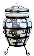 ТАНДЫР модель №6 дизайн Кирпич 85 литров, фото 1