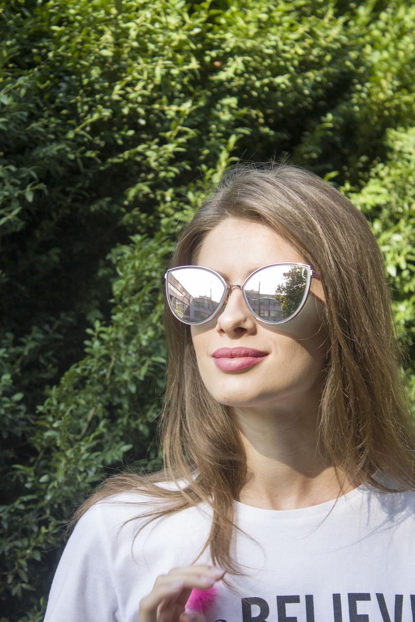 Женские модные очки  (8326-6)