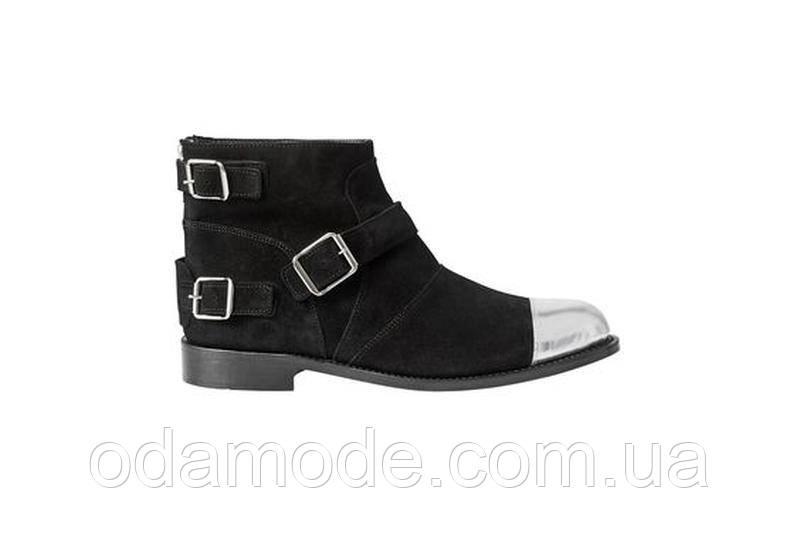 Ботинки мужские  замшевые  Balmain&H&M
