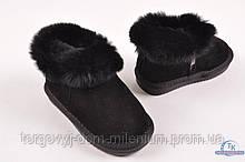 Уги для девочки замшевые Tongxin 701-1 Размер:23
