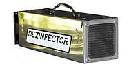 Рециркулятор бактерицидный облучатель безозоновый DEZINFECTOR DU-30  для дома, для детских комнат