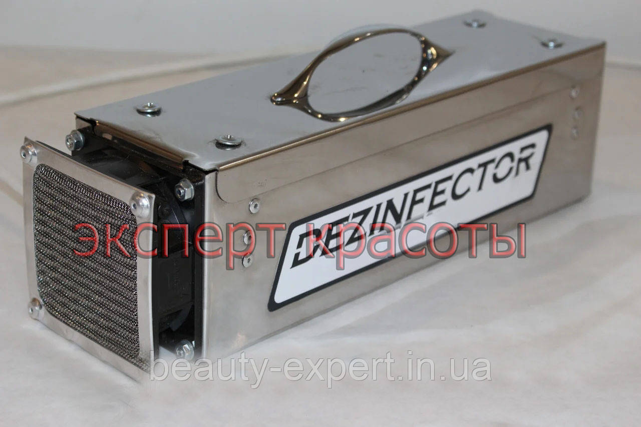Рециркулятор бактерицидный  ДУ-30 корпус нержавейка, без озона