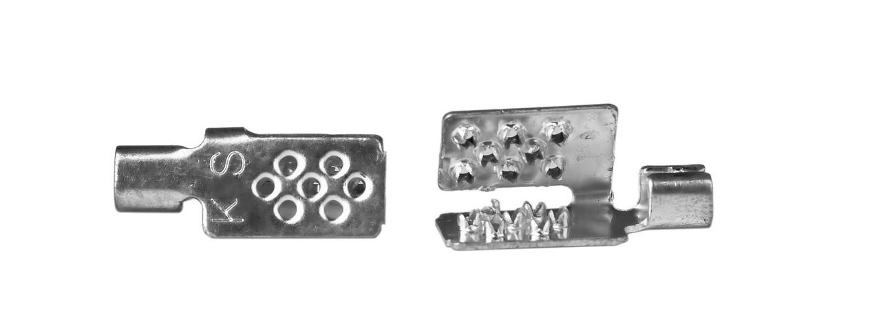 Набор для монтажа инфракрасной пленки: клипса соединительная 2шт + битумный изолятор 0,3 м.