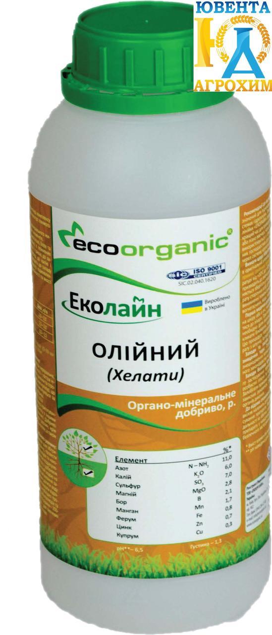 Эколайн Масличный Хелаты (1л)