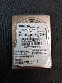 Жесткий диск Toshiba 320GB 2.5 - БУ