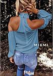 """Жіноча блузка """"Американка"""" від Стильномодно, фото 6"""