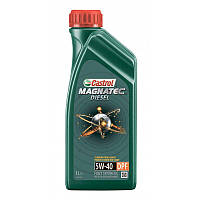 Моторне масло Castrol Magnatec Diesel 5W-40 DPF 1л.