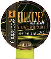Леска Prologic Buldozer FC Coated Mono Fluo 1000m 12lbs 0.31mm  yellow
