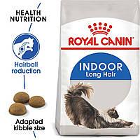Royal Canin (Роял Канин) INDOOR LONG HAIR 35 (ИНДУР ЛОНГ ДЛЯ ДЛИННОШЕРСТНЫХ)сухой корм для кошек до 7 лет 400г