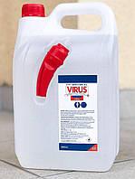 Дезинфицирующие средство для рук дезинфектант антисептик со спиртом 4 литра