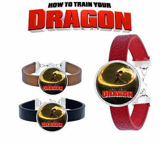 """Браслет Как приручить дракона """"Иккинг"""" / How to Train Your Dragon"""